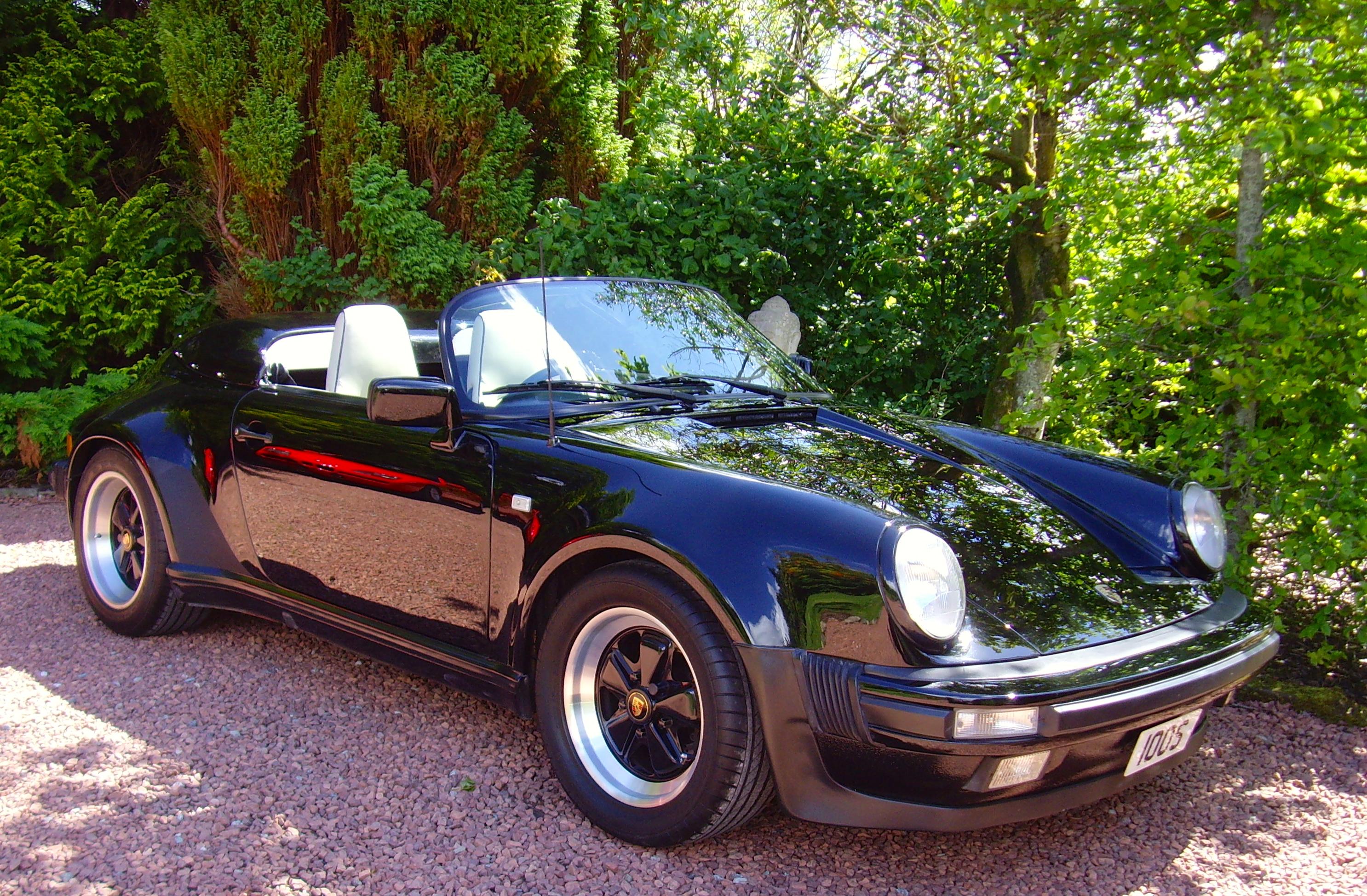 Porsche 911 Speedster Rhd Border Reiversborder Reivers