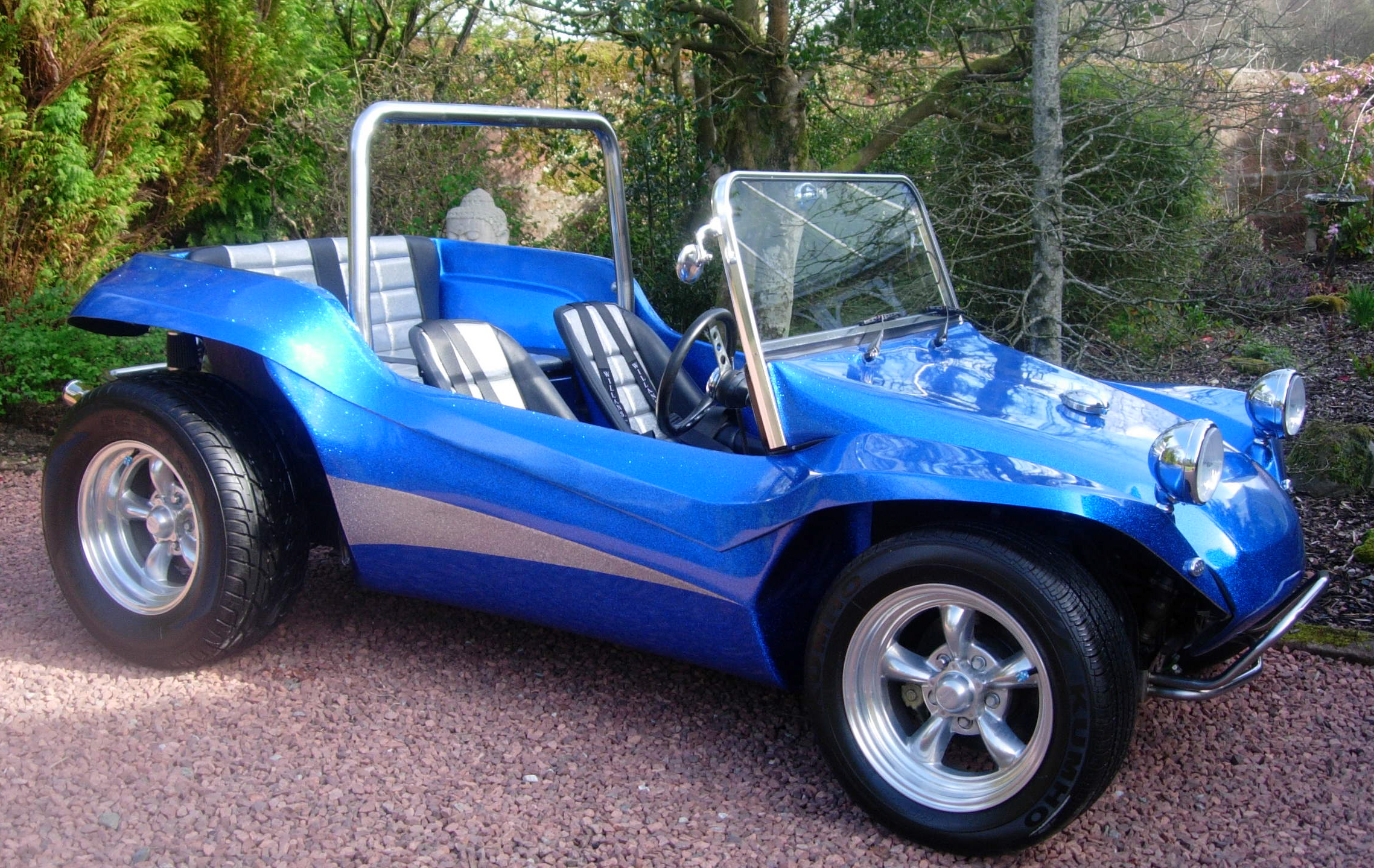 Beach Buggy Border Reiversborder Reivers