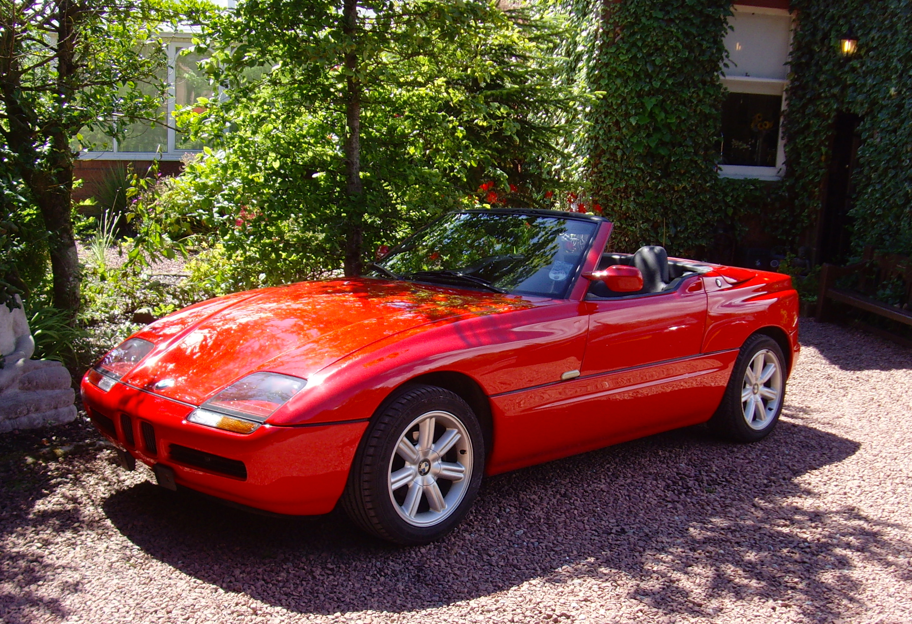 bmw z1 roadster border reiversborder reivers. Black Bedroom Furniture Sets. Home Design Ideas