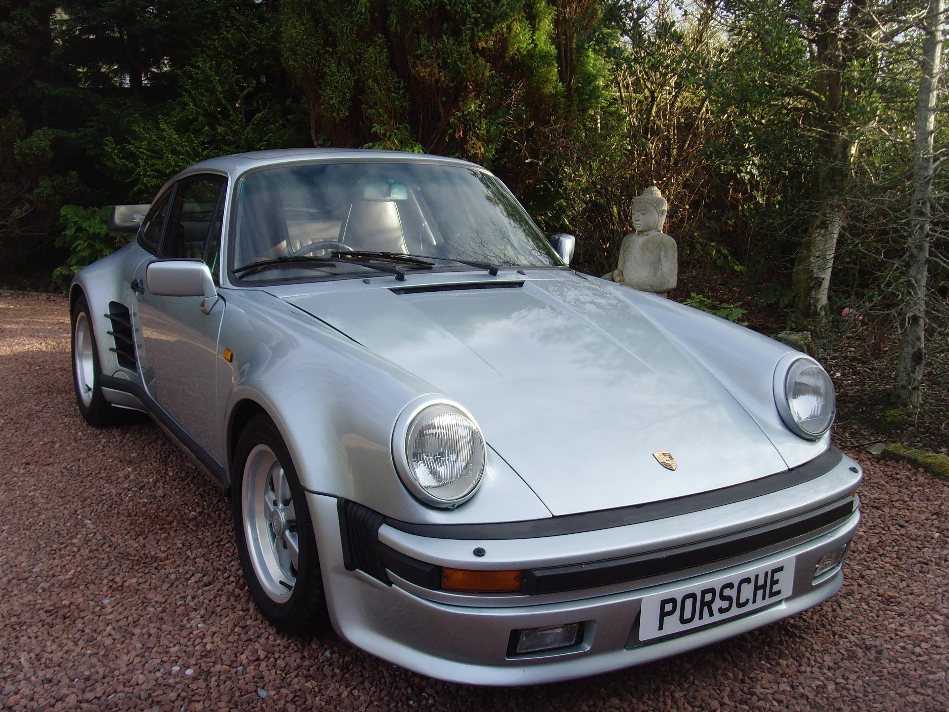 Porsche 911le Turbo Border Reiversborder Reivers
