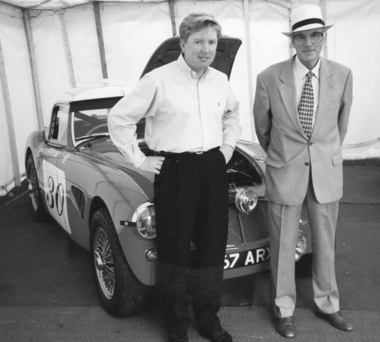 2 Tom,donald morley and 67 ARX
