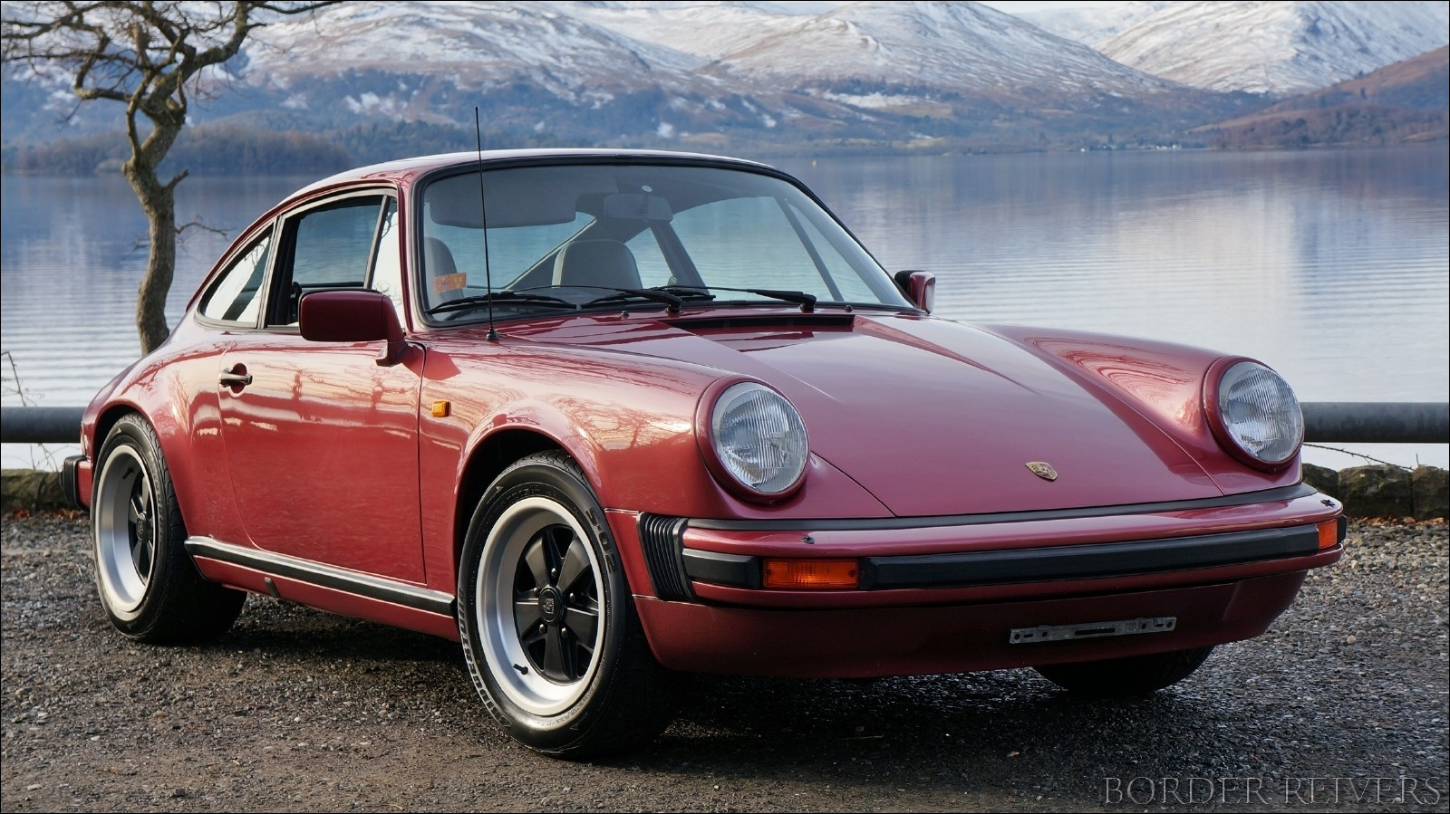porsche 911sc 1980 new stock border reiversborder reivers. Black Bedroom Furniture Sets. Home Design Ideas