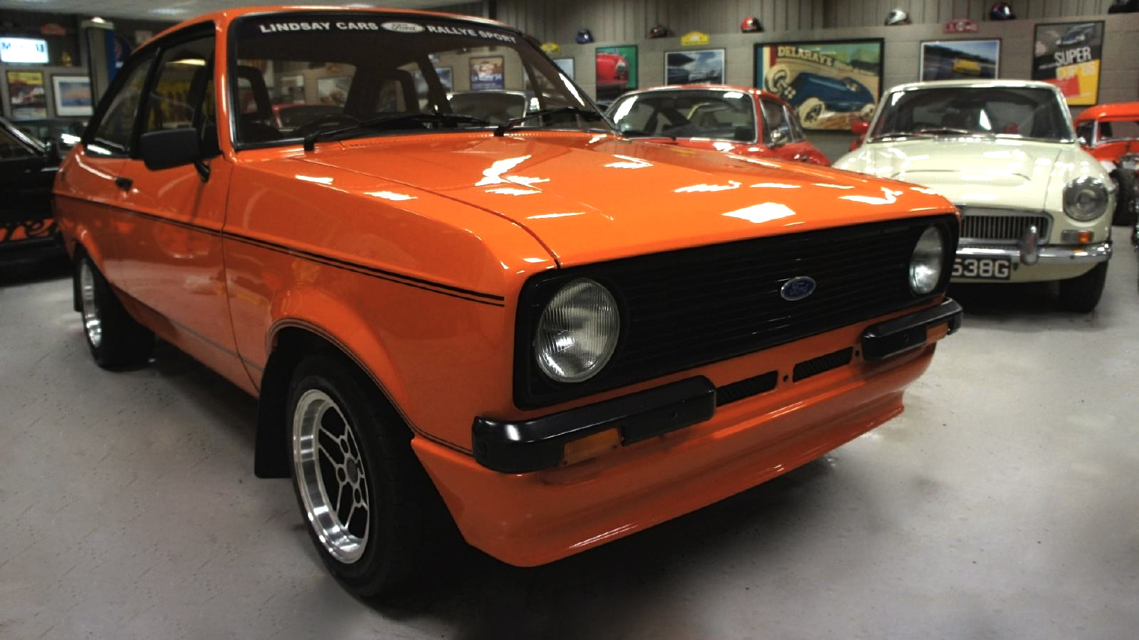 new stock 1980 ford escort rs 2000 in show condition border reiversborder reivers. Black Bedroom Furniture Sets. Home Design Ideas