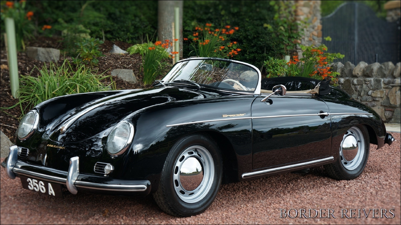 Porsche 365 Speedster For Sale