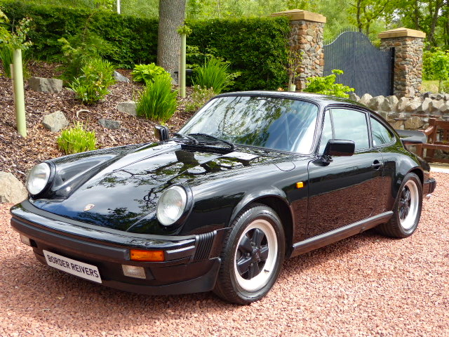Porsche 911 1987